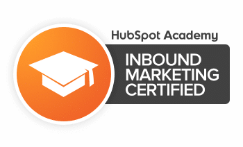 Inbound Marketing Certified - MediaWorkx Digital Agency