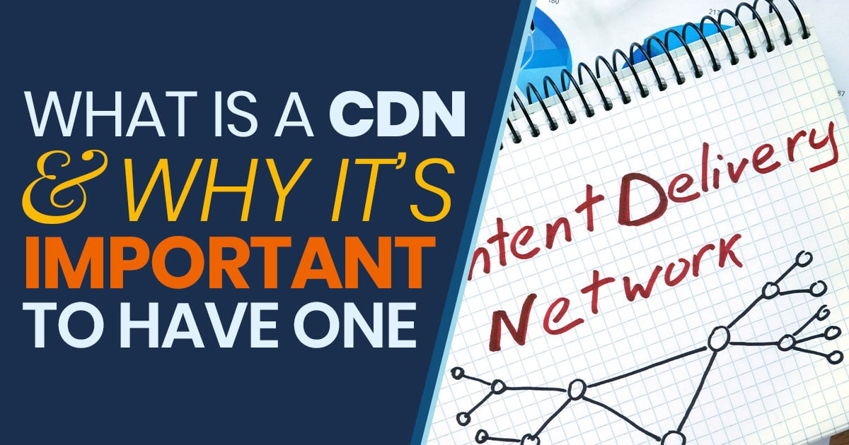 Content delivery network (CDN) | What is a content delivery network (CDN)